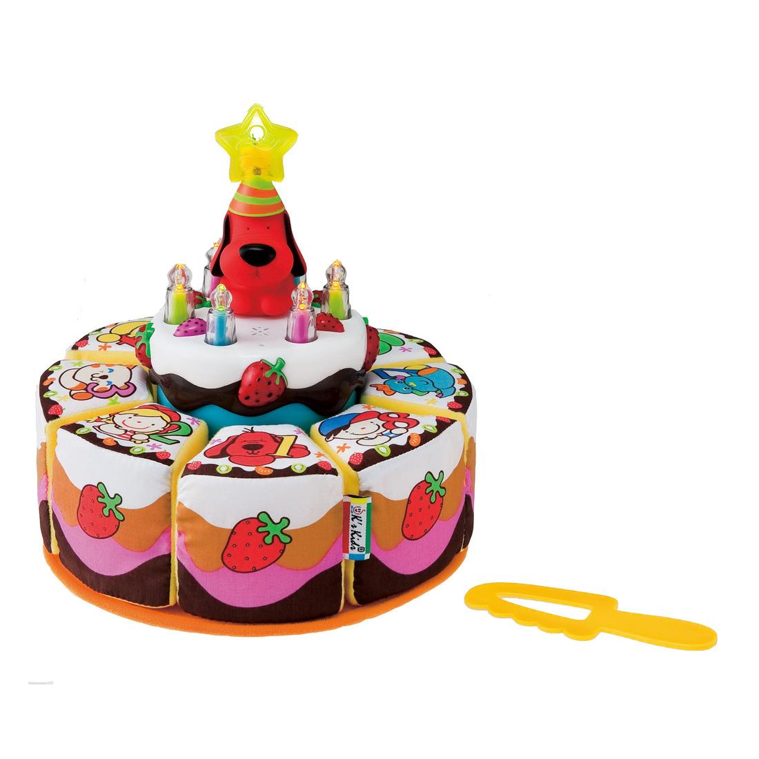 nanoblock NBC/_219 Birthday Cake