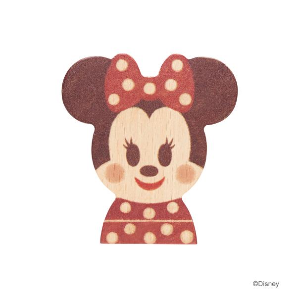 Disney 業界No.1 KIDEA ディズニー メーカー在庫限り品 キディア ミニーマウス キデア 木のおもちゃ ギフト 出産祝い 誕生日 プレゼント インテリア 赤ちゃん キッズ用品 あかちゃん ベビー 積み木 木製玩具 つみき ごっこ遊び ベビー用品 キッズ ベビーグッズ ミニー