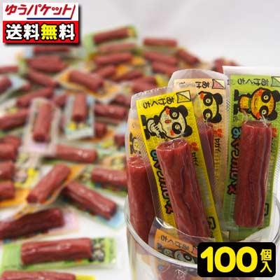 【ゆうパケット便】【送料無料】おやつカルパス(100個)