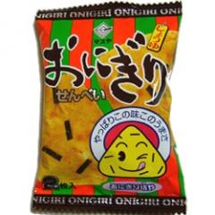 マスヤ 20円 爆買い新作 ショップ 20袋入 2枚おにぎりせんべい