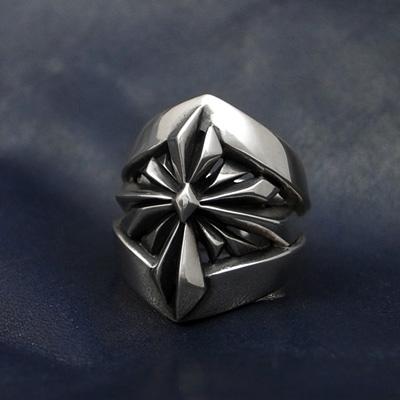 送料無料 リング メンズ シルバー 指輪 閃光D.four・ディーフォー DF-004 971292