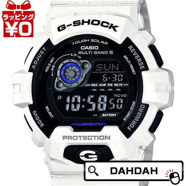 正規品 GW-8900A-7JF CASIO カシオ G-SHOCK 白 ジーショック メンズ腕時計 送料無料 アスレジャー