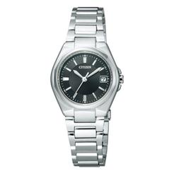 【クーポン利用で10%OFF】正規品 CITIZEN シチズンEW1381-56E MADE IN JAPAN 男女兼用腕時計  フォーマル