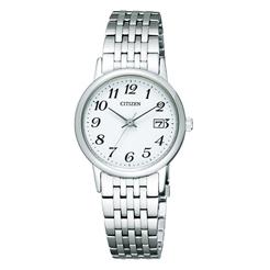 【クーポン利用で10%OFF】正規品 CITIZEN シチズンEW1580-50B 男女兼用腕時計  フォーマル