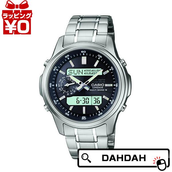 正規品 LCW-M300D-1AJF CASIO カシオ LINEAGE メンズ腕時計 送料無料