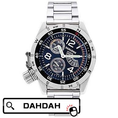 【クーポン利用で10%OFF】正規品 SEALANE シーレーン SE46SESRIES/SE46-MBL メンズ腕時計 送料無料