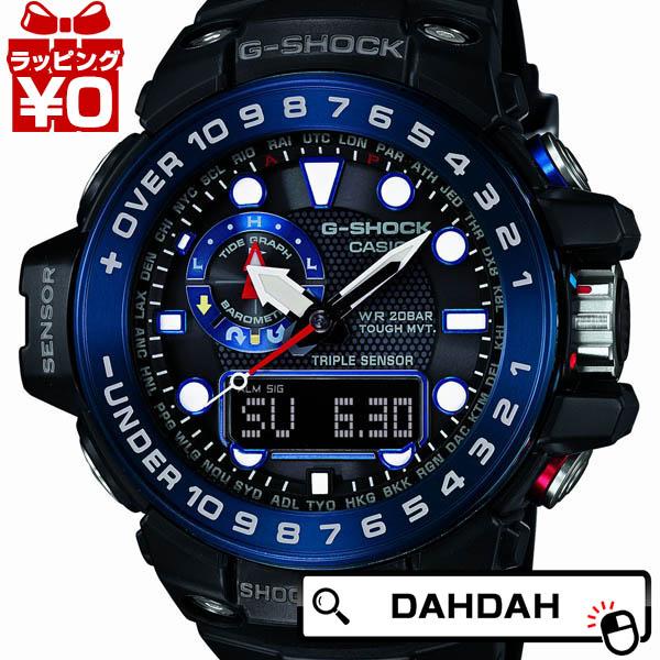 【クーポン利用で10%OFF】正規品 GWN-1000B-1BJF CASIO  カシオ G-SHOCK ジーショック メンズ腕時計  アスレジャー