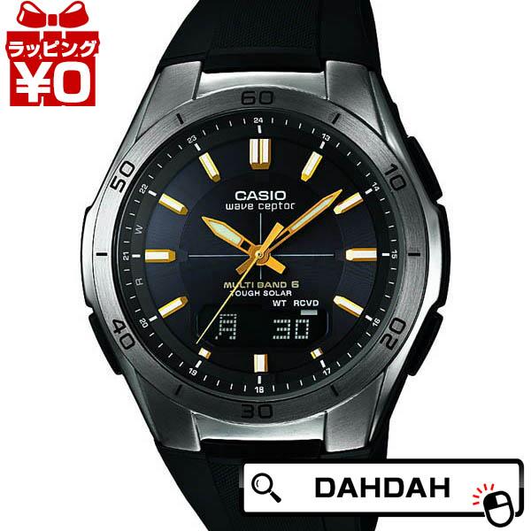 正規品 WVA-M640B-1A2JF カシオ/CASIO/WAVE CEPTOR メンズ腕時計 送料無料