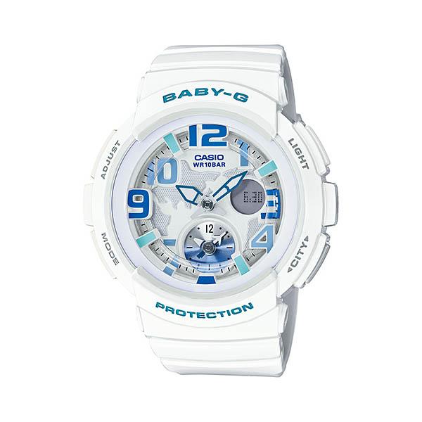 【クーポン利用で10%OFF】正規品 BGA-190-7BJF CASIO カシオ Baby-G ベイビージー  デジタル レディース腕時計  アスレジャー