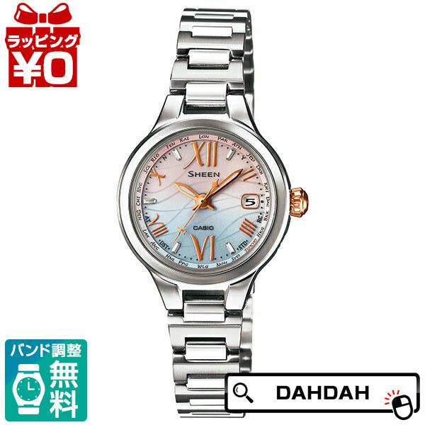 SHW-1700D-7AJF CASIO 激安セール カシオ SHEEN シーン 送料無料 正規品 全品送料無料 レディース腕時計 ブランド