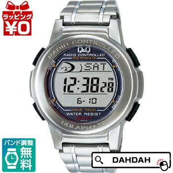 【クーポン利用で10%OFF】正規品 MHS5-200  Q&Q キューアンドキュー メンズ腕時計 送料無料 フォーマル