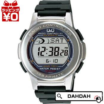 【クーポン利用で10%OFF】正規品 MHS5-300  Q&Q キューアンドキュー メンズ腕時計 送料無料 フォーマル