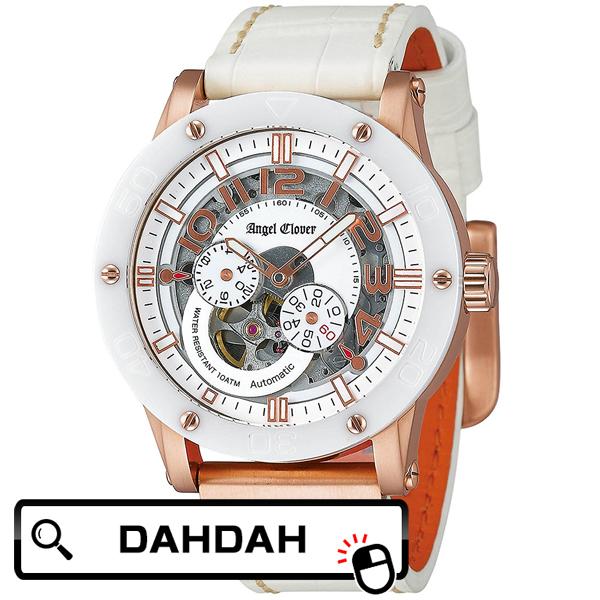 【クーポン利用で10%OFF】正規品 EVA43PWH-WH Angel Clover エンジェルクローバー メンズ腕時計 送料無料
