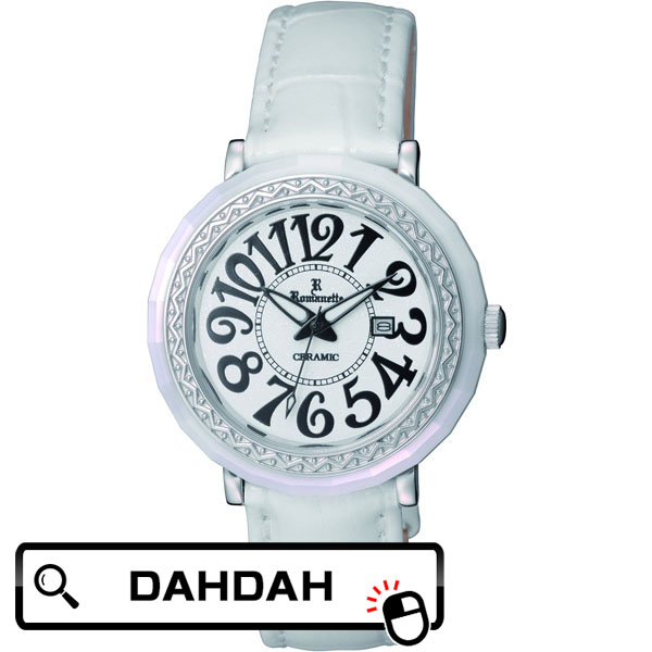 【クーポン利用で10%OFF】正規品 ROMANETTE ロマネッティ RE-3522L-3 レディース腕時計 送料無料