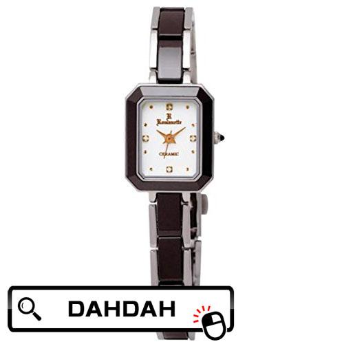 【クーポン利用で10%OFF】正規品 ROMANETTE ロマネッティ RE-3527L-3 レディース腕時計 送料無料
