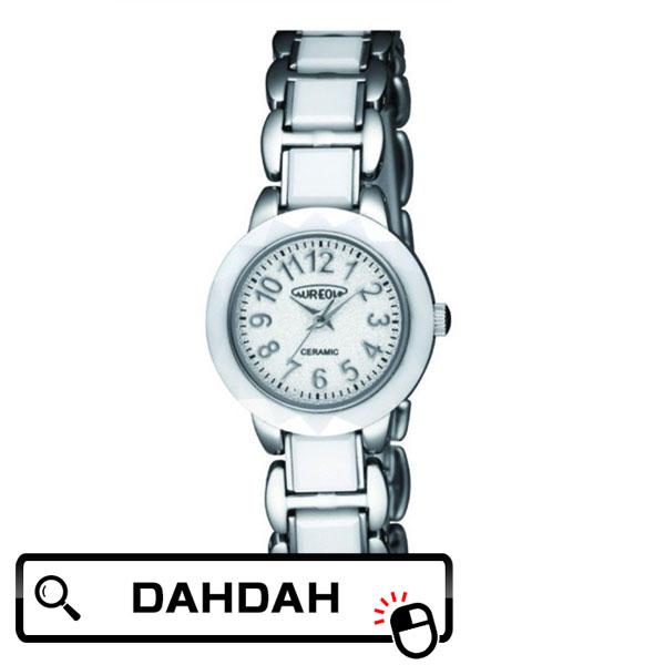 【クーポン利用で10%OFF】正規品 AUREOLE オレオール SW-578L-3 レディース腕時計 送料無料