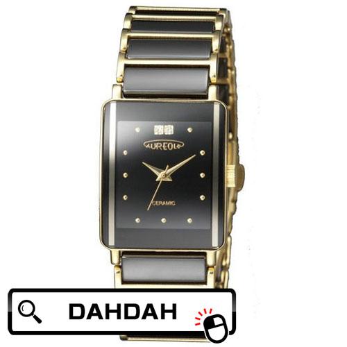 【クーポン利用で10%OFF】正規品 AUREOLE オレオール SW-495M-1 メンズ腕時計 送料無料