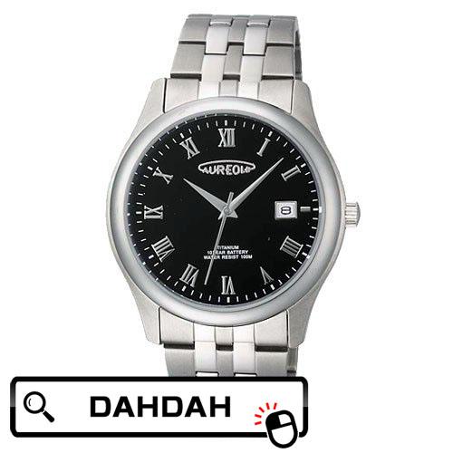 【クーポン利用で10%OFF】正規品 AUREOLE オレオール SW-483M-4 メンズ腕時計 送料無料