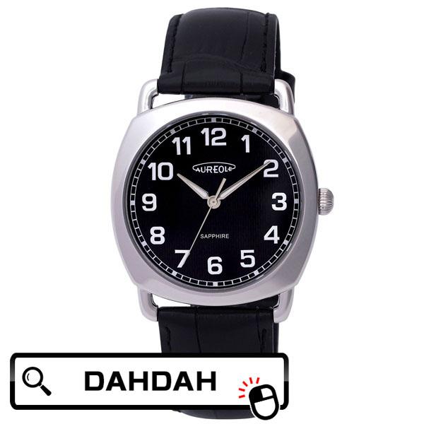 【クーポン利用で10%OFF】正規品 AUREOLE オレオール SW-579M-1 メンズ腕時計 送料無料