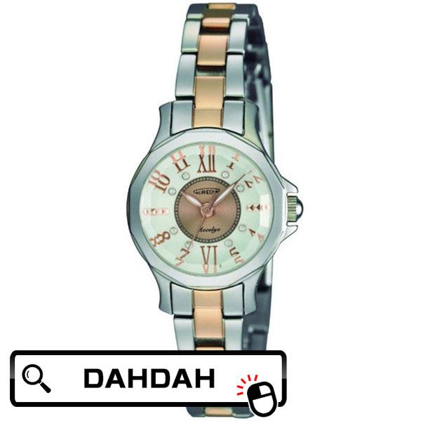 【クーポン利用で10%OFF】正規品 AUREOLE オレオール SW-574L-3 レディース腕時計 送料無料