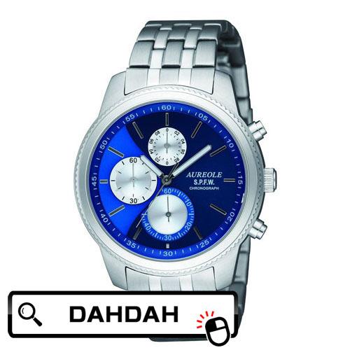 【クーポン利用で10%OFF】正規品 AUREOLE オレオール SW-575M-6 メンズ腕時計 送料無料