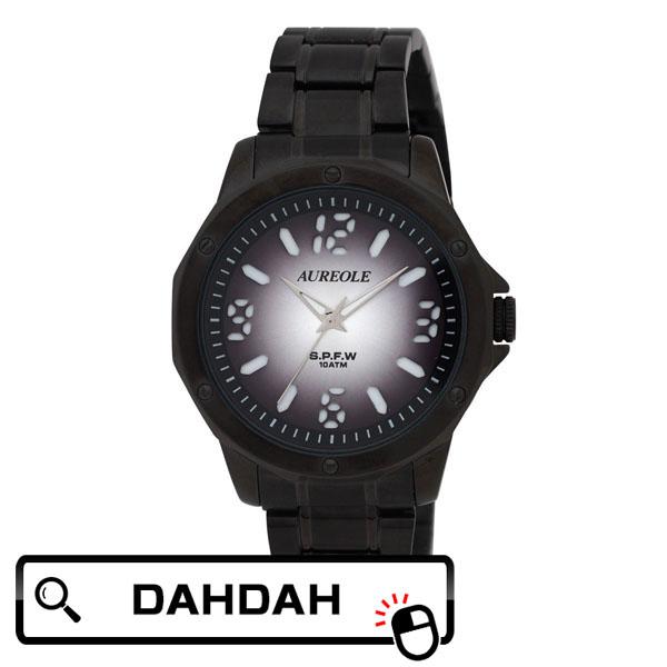 【クーポン利用で10%OFF】正規品 AUREOLE オレオール SW-571M-8 メンズ腕時計 送料無料