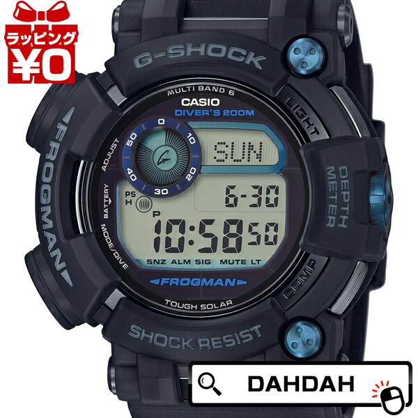 正規品 G-SHOCK ジーショック Gショック GWF-D1000B-1JF CASIO カシオ マスターオブG フロッグマン メンズ腕時計 送料無料 アスレジャー