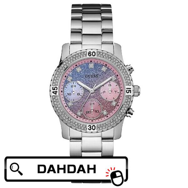 【クーポン利用で10%OFF】正規品 W0774L1 GUESS ゲス 腕時計 レディース腕時計 送料無料
