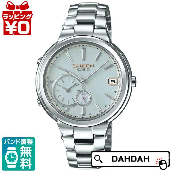正規品 CASIO カシオ SHB-200D-7AJF SHEEN CASIO レディース腕時計 送料無料