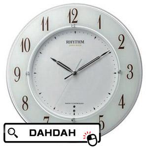 【クーポン利用で10%OFF】正規品 4MY847SR03 CITIZEN CLOCK RHYYHM シチズンクロック リズム 掛け時計 送料無料 フォーマル