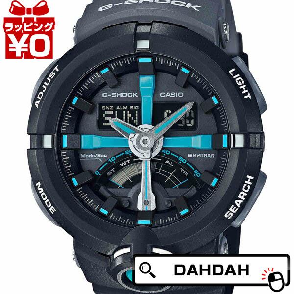 【エントリーP19倍+クーポン10%OFF】正規品 G-SHOCK ジーショック Gショック CASIO カシオ GA-500P-1AJF メンズ腕時計  アスレジャー