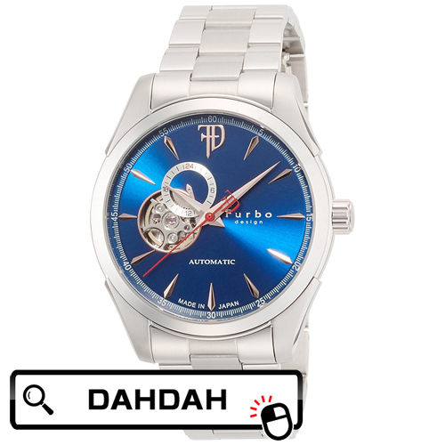 【クーポン利用で10%OFF】正規品 F5029BLSS フルボデザイン Furbo design メンズ腕時計 送料無料