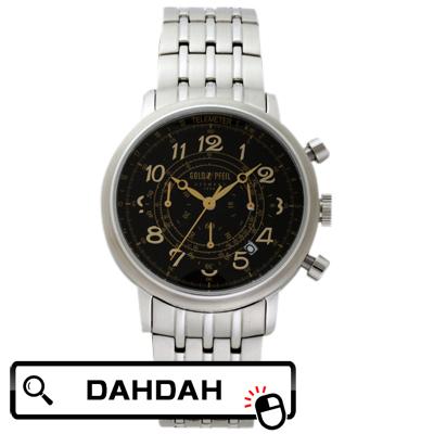 【クーポン利用で10%OFF】正規品 G51005SB GOLD PFEIL ゴールドファイル ウォッチ メンズ腕時計 送料無料