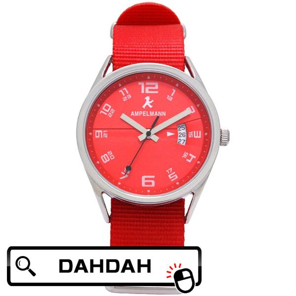 【クーポン利用で10%OFF】正規品 ASC-4977-19 AMPELMANN アンぺルマン 男女兼用腕時計