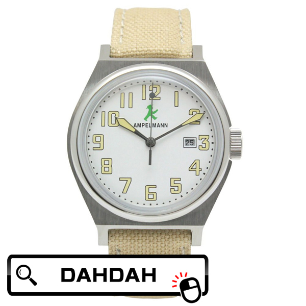 ASC-4979-03 AMPELMANN アンぺルマン クーポン利用で10%OFF ブランド メーカー公式ショップ 送料無料 使い勝手の良い 男女兼用腕時計 正規品