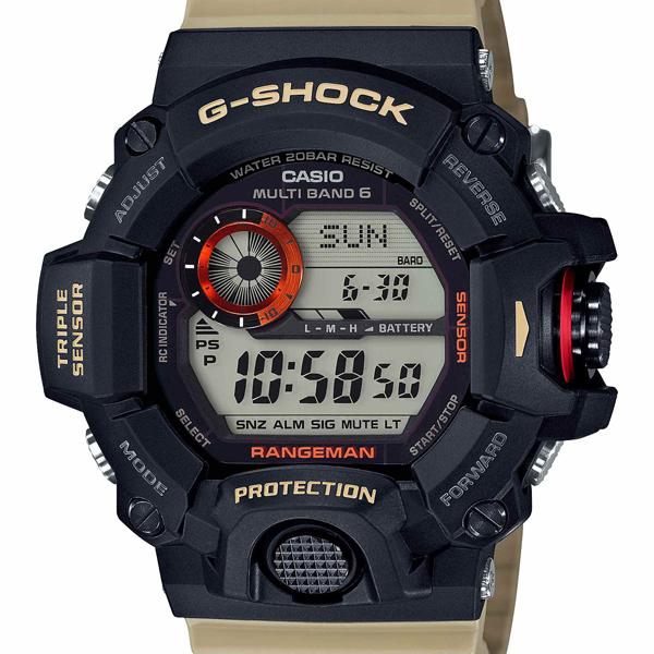 【クーポン利用で10%OFF】正規品 G-SHOCK ジーショック Gショック CASIO カシオ GW-9400DCJ-1JF G-SHOCK CASIO メンズ腕時計  アスレジャー
