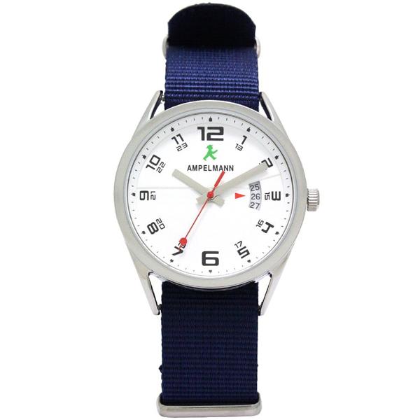 【クーポン利用で10%OFF】正規品 ASC-4977-03 AMPELMANN アンぺルマン 男女兼用腕時計