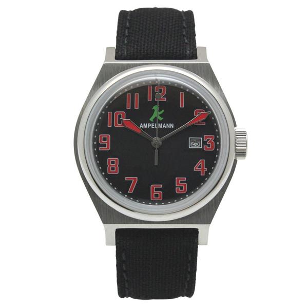 【クーポン利用で10%OFF】正規品 ASC-4979-05 AMPELMANN アンぺルマン 男女兼用腕時計
