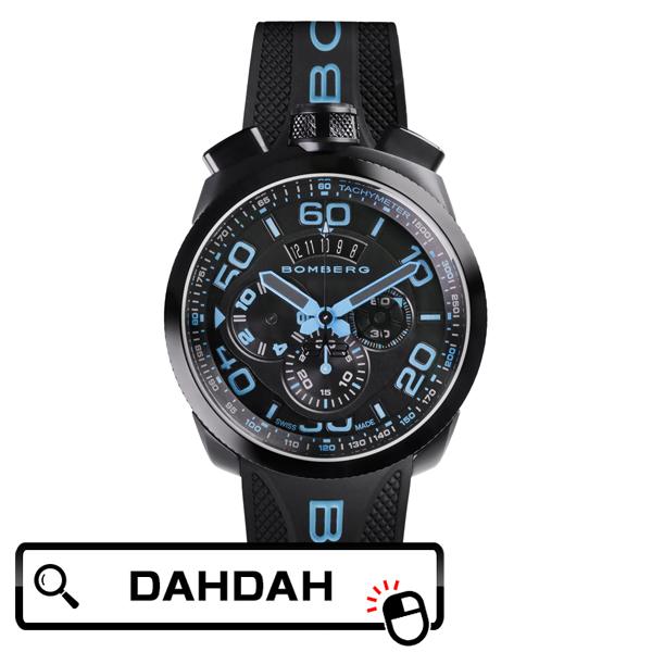 【クーポン利用で10%OFF】BOMBERG ボンバーグ BOLT-68 ネオン アナログ クオーツ BS45CHPBA.030.3 メンズ 腕時計 国内正規品 送料無料