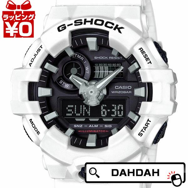 正規品 GA-700-7AJF G-SHOCK ジーショック Gショック CASIO カシオ メンズ腕時計 送料無料 アスレジャー