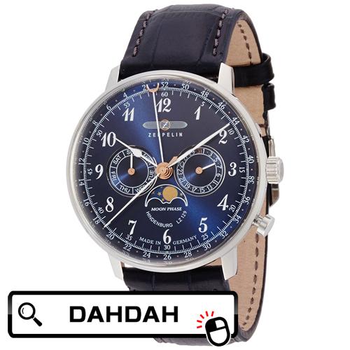 【クーポン利用で10%OFF】70363 ZEPPELIN ツェッペリン メンズ 腕時計 国内正規品 送料無料
