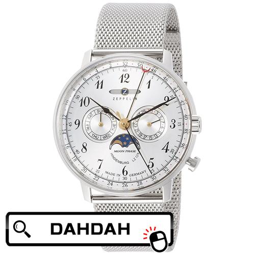 【クーポン利用で10%OFF】7036M1 ZEPPELIN ツェッペリン メンズ 腕時計 国内正規品 送料無料