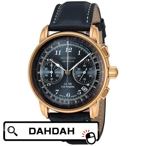 【クーポン利用で10%OFF】76163 ZEPPELIN ツェッペリン メンズ 腕時計 国内正規品 送料無料