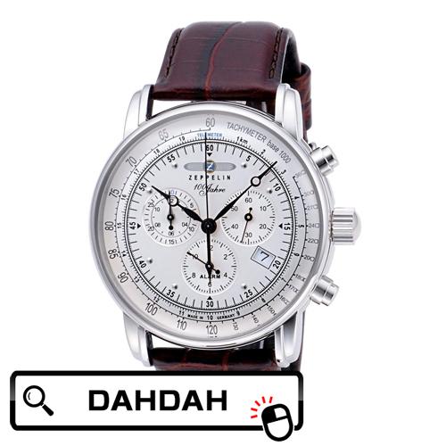 【クーポン利用で10%OFF】76801N ZEPPELIN ツェッペリン メンズ 腕時計 国内正規品 送料無料