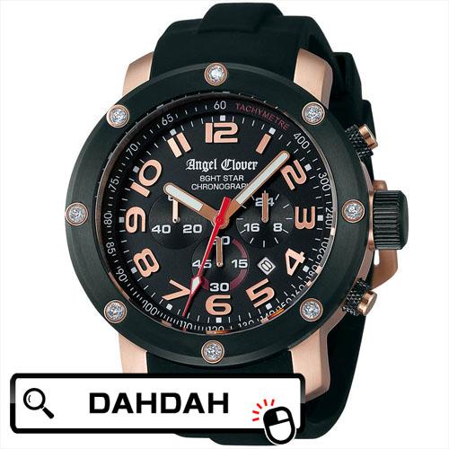 【クーポン利用で10%OFF】NES46PBK-BK Angel Clover エンジェルクローバー メンズ 腕時計 国内正規品 送料無料