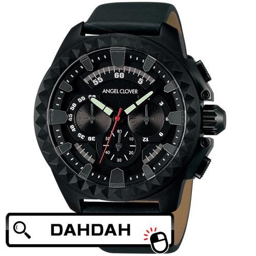 【クーポン利用で10%OFF】RG46BBK-GRY Angel Clover エンジェルクローバー メンズ 腕時計 国内正規品 送料無料