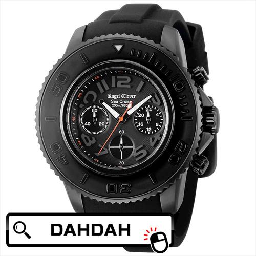 【クーポン利用で10%OFF】SC47BBK-BK Angel Clover エンジェルクローバー メンズ 腕時計 国内正規品 送料無料