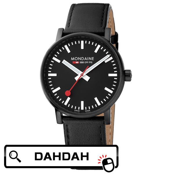 【クーポン利用で10%OFF】MSE.40121.LB MONDAINE モンディーン スイス 鉄道時計 メンズ 腕時計 国内正規品 送料無料