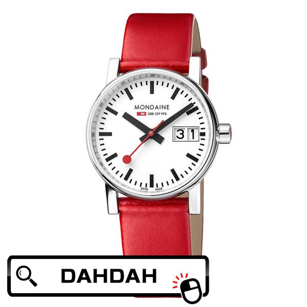 【クーポン利用で10%OFF】MSE.30210.LC MONDAINE モンディーン スイス 鉄道時計 レディース 腕時計 国内正規品 送料無料