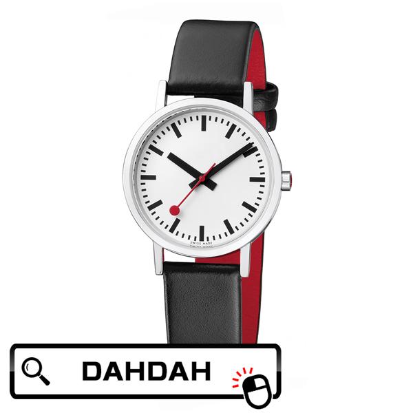 【クーポン利用で10%OFF】A658.30323.16OM MONDAINE モンディーン スイス 鉄道時計 レディース 腕時計 国内正規品 送料無料